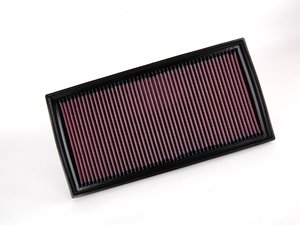 ES#699 - 332128 - Performance Air Filter - Oiled gauze filter significantly improves airflow over stock paper media - K&N - Audi Volkswagen
