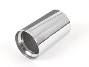 ES#2698363 - 18302354364 - Chrome Finish M Performance Exhaust Tip - Priced Each - Complete your M Performance exhaust system with chrome tips. - Genuine BMW M Performance - BMW