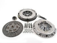 ES#2739501 - 002948ECS01KT -  RA4 Clutch Conversion Kit - Stage 1 - ECS RA4 Lightweight Flywheel with the Audi RS4 clutch kit rated at 314ft/lbs - ECS - Audi
