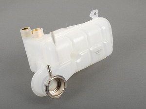 ES#2533941 - 1245001749 - Coolant Expansion Tank - Coolant level sensor and cap not included - URO - Mercedes Benz