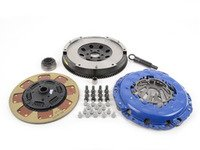 ES#2792697 - 002948ECS01KT3 -  RA4 Conversion Clutch Kit - Stage 2 - ECS RA4 Lightweight Flywheel with the Spec Stage II clutch kit rated at 498ft/lbs - ECS - Audi