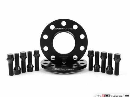 ES#2550806 - ECS253FXWB  - Wheel Spacer & Bolt Kit - 10mm - Aluminum wheel spacers & bolt kit made specifically for your BMW / MINI - ECS - BMW MINI