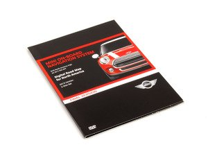 ES#2782003 - 65902365697 - 2015-1 Navigation Dvd (IBUS) - The 2015 map update for MINIs using a DVD-based navigation system - Genuine MINI - MINI