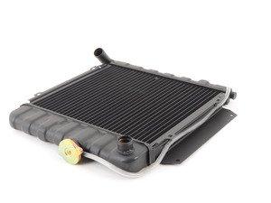 ES#37605 - 17111115755 - Radiator - Standard replacement radiator - Genuine BMW - BMW
