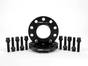 ES#205206 - ECS#255KTWB - Wheel Spacer & Bolt Kit - 15mm - Aircraft grade 6061-T6 aluminum spacers designed for precise fitment on your BMW - ECS - BMW