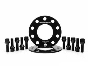 ES#205203 - ECS#252KTWB - Wheel Spacer & Bolt Kit - 5mm - Aircraft grade 6061-T6 aluminum spacers designed for precise fitment on your BMW - ECS - BMW
