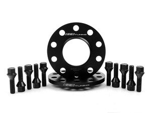 ES#205204 - ECS#253KTWB - Wheel Spacer & Bolt Kit - 10mm - Aircraft grade 6061-T6 aluminum spacers designed for precise fitment on your BMW - ECS - BMW