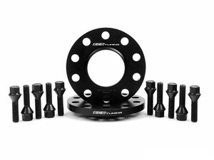 ES#205205 - ECS#254KTWB - Wheel Spacer & Bolt Kit - 12.5mm - Aircraft grade 6061-T6 aluminum spacers designed for precise fitment on your BMW - ECS - BMW