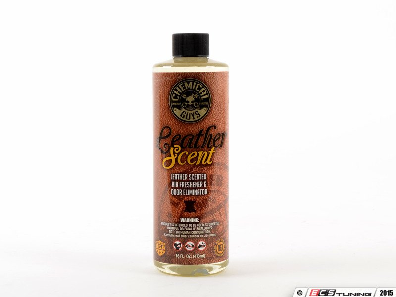 Chemical guys air10216 leather scent premium air for Mercedes benz air freshener