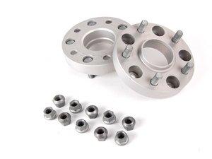ES#368 - 5695716 - DRM Series Wheel Spacers - 28mm (1 Pair) - Wider is Better - H&R - Porsche