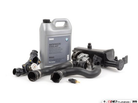 ES#2836838 - ECSE461711-1KT - ECS Cooling System Refresh Kit - Level 1 - Contains the components that commonly fail in your cooling system - featuring aftermarket contents - Assembled By ECS - BMW
