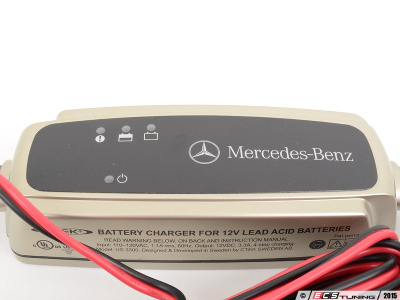 Genuine mercedes benz 0009820221 battery trickle for Mercedes benz batteries