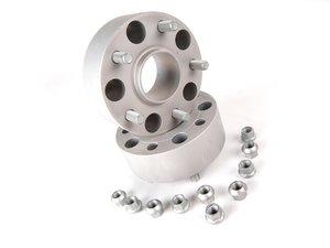 ES#174 - 11495716 - Porsche DRM Series Wheel Spacer - 57mm (1 Pair) - Wider is Better - H&R - Porsche