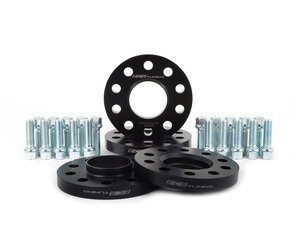 """ES#2834856 - 011326ecs01KT - Wheel Spacer Flush Fit Kit - Polished Bolts - Includes spacers & Polished bolts to obtain a flush look on your OE 18"""" wheels - ECS - Audi"""