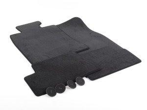 ES#2601916 - 51477345143 - MINI Black Floor Mat Carpet Set - ( Front & rear set ) - Replace or upgrade to factory MINI carpets - Genuine MINI - MINI