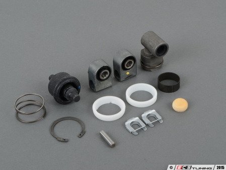 ES#2838969 - 25117501309KT - Shifter Rebuild Kit  - Everything you need to rebuild your shifter assembly - Assembled By ECS - BMW