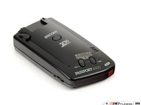 ES#2730375 - 8500x50red - Escort Passport 8500 X50 - Red Display - (NO LONGER AVAILABLE) - Radar & laser detector with advanced digital signal processing - Escort -