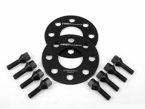 ES#259857 - ECS10164KTWB - 4x100 Wheel Spacers - 5mm (1 Pair) - With Bolts - Aluminum wheel spacers & bolt kit made specifically for your BMW - ECS - BMW