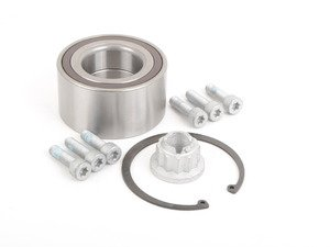 ES#2816170 - 7L0498287 - Wheel Bearing Kit - Priced Each - Fits the left and right side; front or rear - Hamburg Tech - Audi Volkswagen Porsche
