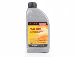 ES#2827121 - ZH-Msynth - Hightec Power Steering Fluid - 1 liter - Long-life synthetic hydraulic fluid - ROWE - Audi BMW Volkswagen Mercedes Benz MINI Porsche