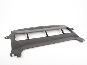ES#2767102 - 51758054269 - Center bumper Belly Pan  - Covers and protects the oil cooler - Genuine BMW - BMW