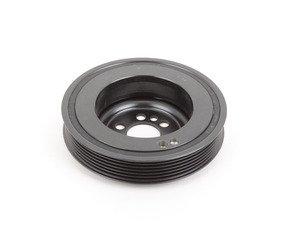 ES#2681844 - 06F105243J - Harmonic Balancer - Reduces torsional vibrations on your crankshaft - Corteco - Audi Volkswagen
