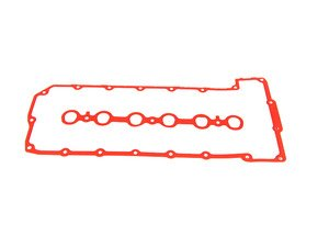 ES#18658 - 11127581215 - Valve Cover Gasket Set - Includes outer and inner gaskets - Genuine BMW - BMW