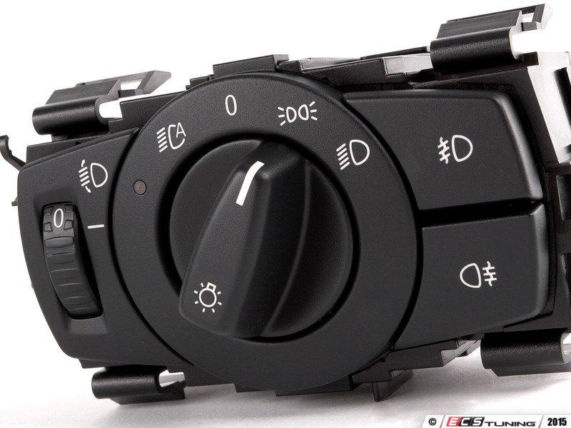 Ecs News Euro Headlight Switch Bmw E9x 3 Series