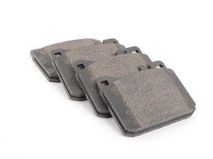 ES#2739816 - 0014207820 - Front Brake Pad Set  - Does not include brake pad wear sensors - Pagid - Mercedes Benz