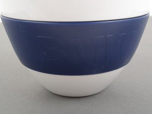 ES#2786994 - 80232289315 - Insulated BMW Bowl - Priced Each - Snack in style with this quality porcelain bowl from BMW - Genuine BMW - BMW