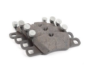 ES#2855112 - 99135294902 - Rear Brake Pad Set - Factory replacement brake pads - Genuine Porsche - Porsche