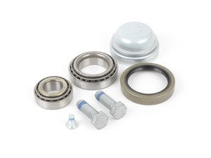 ES#1752201 - 2103300051 - Front Wheel Bearing Kit - Priced Each - Includes everything you need to replace one front wheel bearing - Genuine Mercedes Benz - Mercedes Benz