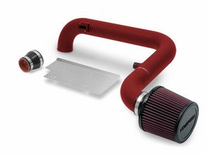 ES#2826116 - 65.10.97RD - P-Flo Air Intake Kit - Dry Filter - Red Pipe - Give your car Unrestricted air flow - Neuspeed - Audi Volkswagen
