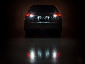 ES#2826398 - 004537ziza01KT - LED Reverse Light Kit - Illuminate the path behind you with these bright LED's from Ziza! - ZiZa - Audi