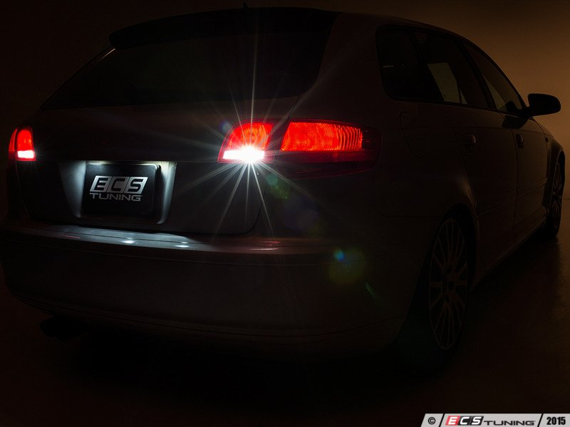 ecs news audi 8p a3 ziza led reverse lights. Black Bedroom Furniture Sets. Home Design Ideas