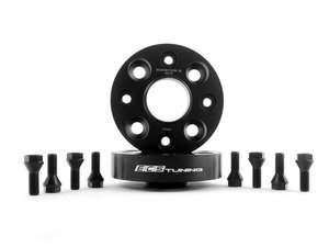 ES#2739958 - 002609ECS01A30KT - ECS Wheel Spacers - 30mm (Pair) - Bolts to the hub with supplied bolts, uses your existing bolts to attach wheel to spacer. 4x100 56.1 CB - ECS - MINI