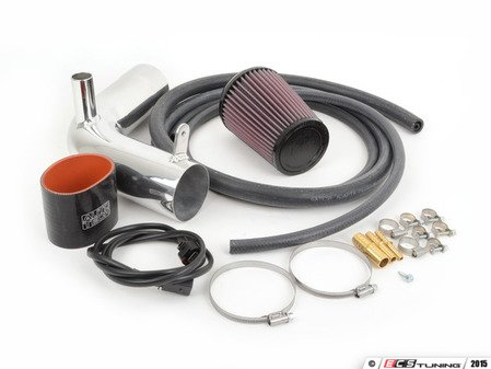 """ES#2826622 - 102023022K - AST Cold Air Intake - 3"""" Tubing with high-flow filter and hardware - Autotech - Volkswagen"""