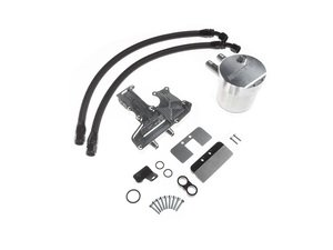 ES#2848072 - CTSCCB8.5TFSi - Billet Catch Can Kit - Reduce oil deposits that lower performance - CTS - Audi
