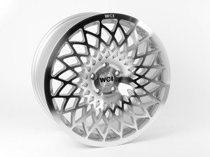 "ES#2847756 - mt85.219KT - 19"" MT10 - Set Of Four  - 19""X8.5"" ET42 5x112 - Machined/Silver - WatercooledIND - Audi Volkswagen"