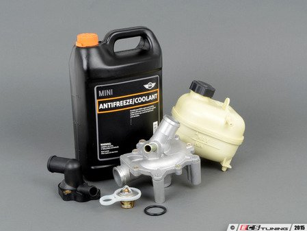 ES#2582028 - 11537596787KT2 - Cooling System Refresh Kit : Cooper S/JCW - An entry level cooling refresh kit - with selected components - Assembled By ECS - MINI