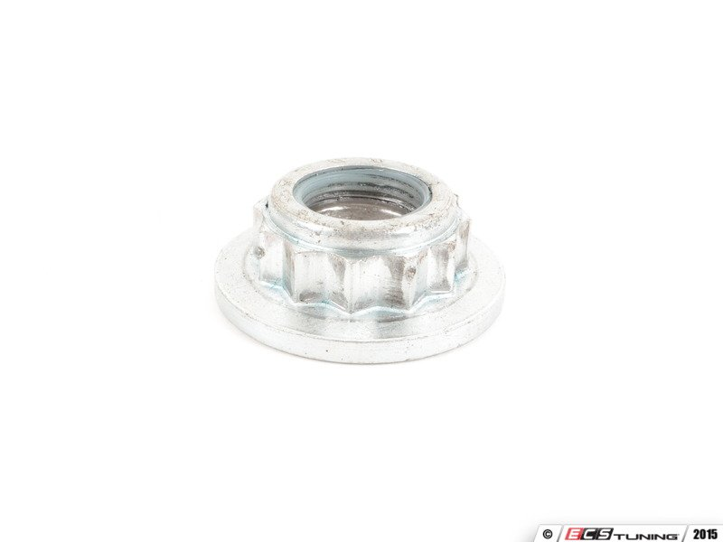 genuine volkswagen audi - 1j0598477 - rear wheel hub  u0026 bearing assembly
