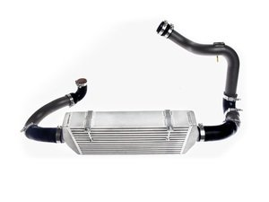 ES#2848075 - CTSB8ALLRdFMICKI - Front Mount Intercooler Kit - Decrease heatsoak with this front mount intercooler - CTS - Audi