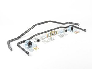 ES#2816919 - 52010 - Performance Front & Rear Sway Bar Set - Corner confidently and get body roll under control! Featuring 22mm front and 19mm rear sway bars with bushings, hardware, and spherical bearing endlinks. - Suspension Techniques - BMW