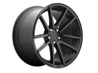 "ES#2837168 - SPF-7BKT - 19"" Style SPF Wheels - Set Of Four - 19""x8.5"" ET45 57.1CB 5x112 - Matte Black - Rotiform - Audi Volkswagen"