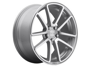 "ES#2837285 - SPF-19KT - 19"" Style SPF Wheels - Square Set Of Four - 19""x10"" ET25 57.1CB 5x112 Machined Silver - Rotiform - Audi"