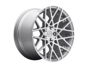 "ES#2837275 - BLQ-17KT - 19"" Style BLQ Wheels - Square Set Of Four - 19""x10"" ET35 57.1CB 5x112 Machined Silver - Rotiform - Audi"