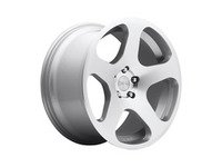 "ES#2837283 - NUE-11KT - 19"" Style NUE Wheels - Square Set Of Four - 19""x10"" ET25 57.1CB 5x112 Machined Silver - Rotiform - Audi"