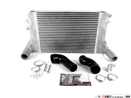 ES#514053 - IC100012 - Front Mount Intercooler Kit - Almost three times larger than stock unit, reduces charge temperatures and increases power - APR - Audi Volkswagen
