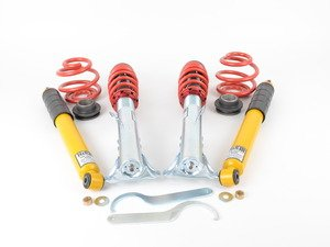 ES#1303374 - 29758-2 - Street Performance Coilover Kit - Unrivaled comfort and performance. - H&R - BMW