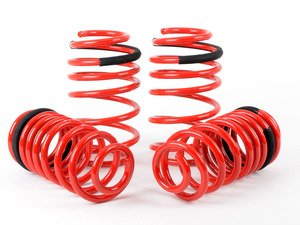 "ES#2836870 - MRLSVWG06 - Performance Springs - Average lowering front: 1.75"" rear: 1.75"" - Megan Racing - Audi Volkswagen"
